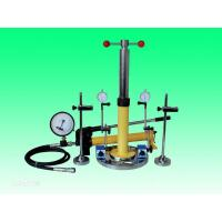 Buy cheap E37 Soil Field plate bearing test equipment from wholesalers