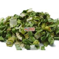 Wholesale Typical Dehydrated Vegetable Flakes / White And Green AD Dried Leek from china suppliers