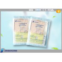 Wholesale Reusable Urine Collection Bag , Fecal Incontinence Pouch With Flat Baseplate from china suppliers