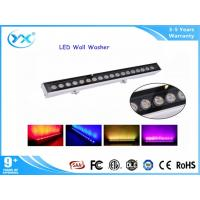 Wholesale 24W Aluminum DMX control outdoor wall wash lighting led for decoration from china suppliers