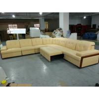 Wholesale GA1030;  modern genuine leather sofa, recliner sofa,sofa bed, office furniture, living room furniture, China sofa from china suppliers