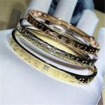Bvlgari diamond logo Bracelet 18k gold white gold yellow gold rose gold diamond Bracelet