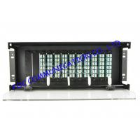 Wholesale 4U Rack Mount LGX Chassis to hold 12 pieces LGX Splitter Cassette from china suppliers