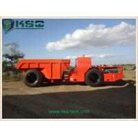 Wholesale Hydropower Tunneling Low Profile Dump Truck For Medium Size Rock Excavation from china suppliers