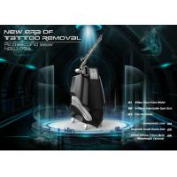Buy cheap 2500W carbon Peel pore removal black doll skin rejuvenation 2018 NEW DESIGN PICOSECOND LASER from wholesalers