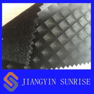 Wholesale Brushing Fabric Synthetic PU Nubuck Leather / Metallic PU Leather Stocklot from china suppliers