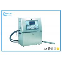 Buy cheap Time / Batch Number / Date Code Continuous Inkjet Printer With 5-45 °C Working Temp from wholesalers