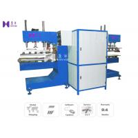 Wholesale HF 15KW Conveyor Belt Welding Machine 0.6Mpa Air Pressure For Welding PVC Guides from china suppliers