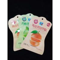 Wholesale PET/VmPET/PE Drinking juice Packing Bag 100mic shaped plastic bag from china suppliers