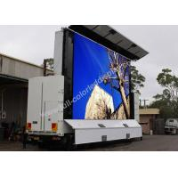 Wholesale Fixed Installation Mobile Advertising LED Display Screen High Resolution from china suppliers