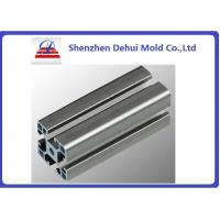 Wholesale Space Fixing Device Aluminium Extruded Profiles , Custom Aluminium Extrusion from china suppliers