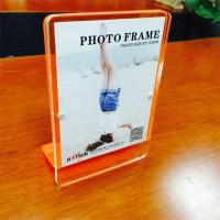 Wholesale acrylic photo frame perspex photo frame acrylic photo block from china suppliers