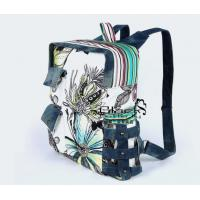 Wholesale New design cancans backpack from china suppliers
