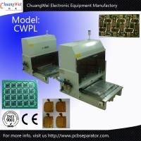 Wholesale Professional Fpc / Pcb Punch Mold, High Precision Pcb Depanelizer For Cutting Pcb Board, CWPL from china suppliers