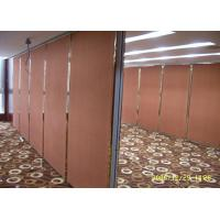 Wholesale Decorative Double leaves Movable Partition Walls, Sound Insulation from china suppliers