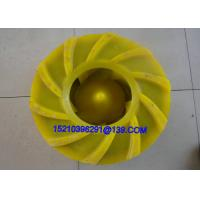 Wholesale Slurry Pump Rubber Parts Mining Equipment Parts , Polyurethane Slurry Pump Parts from china suppliers