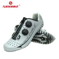 Wholesale Comfortable Slip Resistant Road Racing Bicycle Shoes , Sport Racing Sneakers from china suppliers