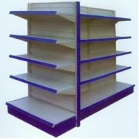 Wholesale Light Duty Chrome Plated Supermarket Steel Storage Shelving With Convex Back Panel from china suppliers