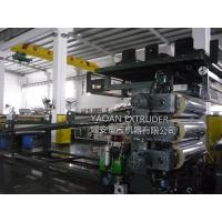 Wholesale PC,ABS luggage  sheet production line made by YAOAN,CE certificated,Samsonite supplier from china suppliers