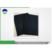 Wholesale 80 / 80kN Black Dewatering Woven Monofilament Geotextile High - Tenacity from china suppliers