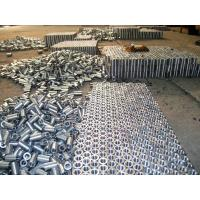 Wholesale Weldable Mechanical Rebar Couplers , Construction Mechanical Splice Rebar from china suppliers