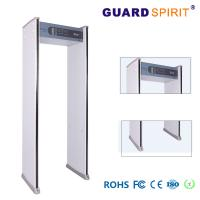Wholesale Alarm Recording Security Guard Metal Detector Walk Through 2 Columns Led 4090 Sensitive from china suppliers