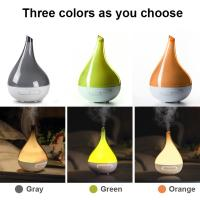 Wholesale 200ml Electric Aroma Diffuser with Breathing Soft White Light from china suppliers