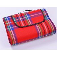 Wholesale waterproof picnic blanket, Easy-carrying picnic mat Ourdoor waterproof camping picnic blanket from china suppliers