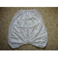 Wholesale Heat Sealed And Leak Proo Mortuary Garments Vinyl Short Pants undergarments from china suppliers