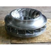Wholesale ASTM A352 A486 A743 Grade Gr CA6NM CA-6NM UNS S41500 Hydro Power Hydraulic Turbine generator Runner impulse wheels from china suppliers