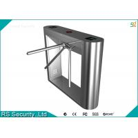Wholesale Pedestrian Security Tripod Turnstile Metro Shool Barrier Access Door from china suppliers
