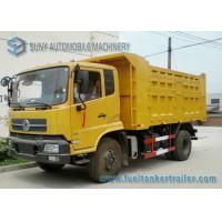 Wholesale 10000kgs 20000kgs Garbage Trucks , waste management trucks 4X2 Drive Tianjin Chassis from china suppliers