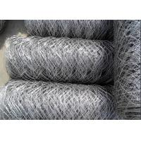 Wholesale Galvanized Hexagonal Wire Mesh , Chicken Wire Fencing For Poultry Farming from china suppliers