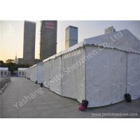Wholesale Outside UV Resistant White Fabric Golf Sport Aluminum Event Tents High Performance from china suppliers