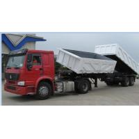 Wholesale side and rear tipper semi-trailer from china suppliers