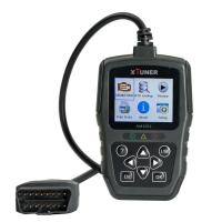Wholesale Update Online XTUNER AM1011 OBDII/EOBD Plus OBD2 Code Reader Scanner from china suppliers
