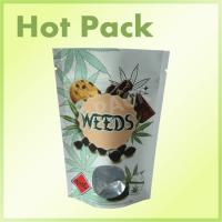 Wholesale Eco Friendly Chocolate Stand Up Packaging Bags With Zipper Foil Lined Heat Sealed from china suppliers