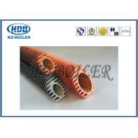 Wholesale Steel Extruded Spiral Fin Tube Economizer For Heat Transfer / Air Cooler from china suppliers