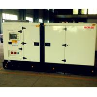 Buy cheap 150Kva Silent Soundproof Diesel Generator from wholesalers