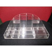 Wholesale Polishing Acrylic Cosmetic Display Case ,Acrylic Makeup Organizer from china suppliers