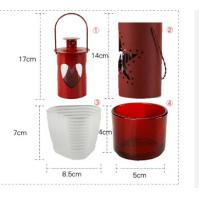 Wholesale iron-candle-holder Romantic wedding gift from china suppliers