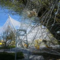 Wholesale High Tensile & Strong Inter-woven Cable Mesh As Animal Enclosure from china suppliers