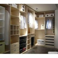 Wholesale L shape melamine mdf living room wardrobe design wholesale price from china suppliers