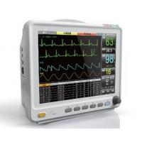 Wholesale 12.1 Inch High Resolution Color LCD Patient Monitor With 6 Standard parameters ECG, RESP, NIBP, SPO2, 2-TEMP, PR/HR from china suppliers