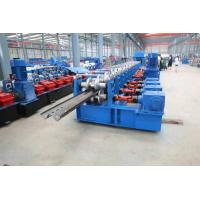 Wholesale High Way Crash Barrier Panel Roll Forming Machine Two Waves and Three Waves from china suppliers