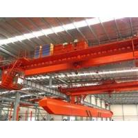 Wholesale 100 / 32T ~ 320 / 80T Four Steel beam Mill casting bridge cranes lifting melten steel from china suppliers