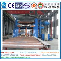 Wholesale HOT!MCLW12XNC-120*3200 large hydraulic CNC four roller plate bending/rolling machine from china suppliers