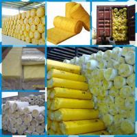 Glass wool and rock wool insulation