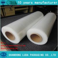 Wholesale good stretching pE cling film pe cling wrap from china suppliers