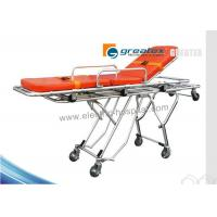 Wholesale Hospital  Medical Stretcher Base Folding Ambulance Stretcher For Sale from china suppliers